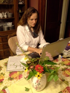 colleen writing