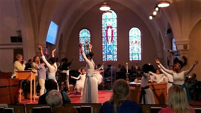 Jesus University Dancers